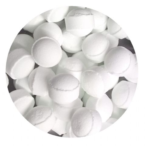 30 x Ylang & Patchouli Mini Bath Marbles Fizzers Bath Bubble & Beyond 10g